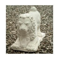 Løve Liggende